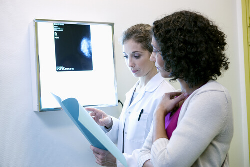 Results of breast cancer screening